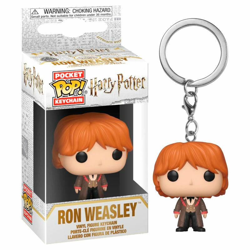 Ron Weasley - Yule Ball - Funko Pocket POP! kulcstartó BubbleStore