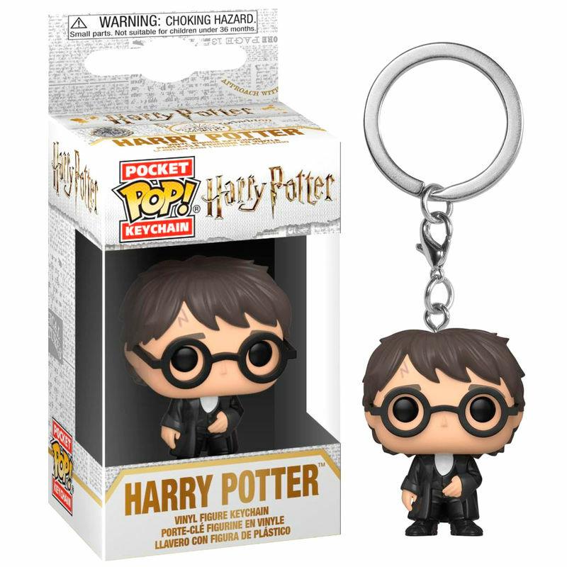 Harry Potter - Yule Ball - Funko Pocket POP! kulcstartó BubbleStore