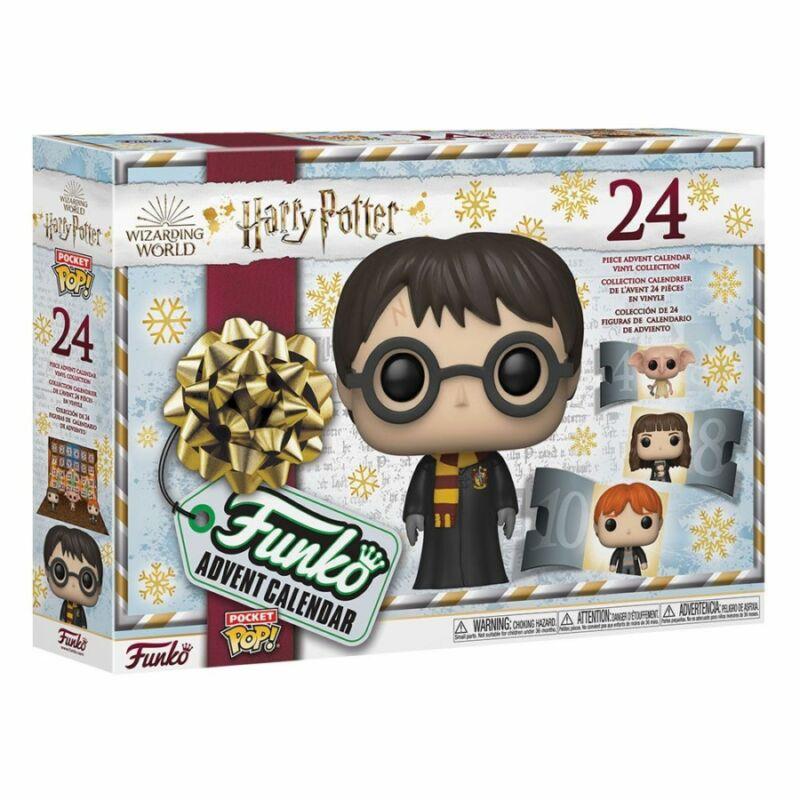 FUNKO Adventi naptár - Harry Potter 2021 BubbleStore