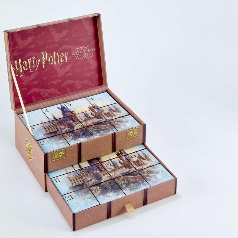 Harry Potter - Ékszerdoboz és Adventi naptár 2021 BubbleStore