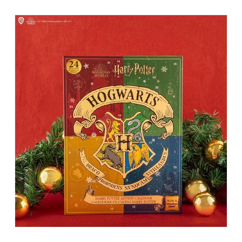 Adventi naptár - Harry Potter 2021 BubbleStore