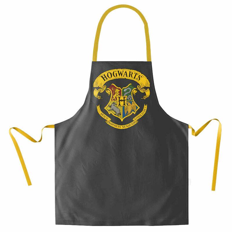 Harry Potter konyhai kötény fekete színben BubbleStore